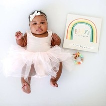 Baby's First Memory Book Little Rainbow
