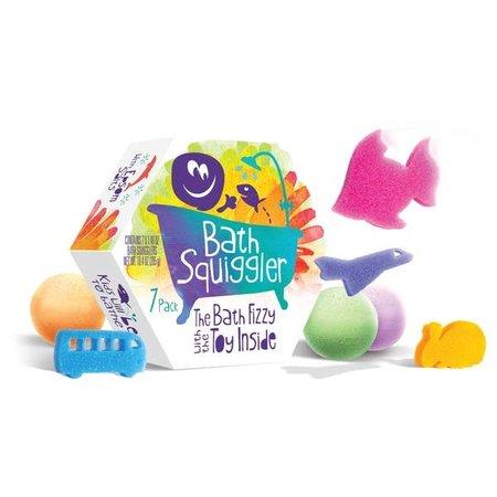 Loot Toy Company Bath Squiggler Set