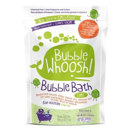 Loot Toy Company Bubble Woosh- Lime