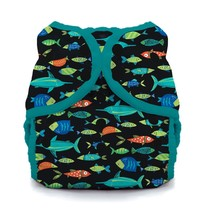 Thirsties Swim Diaper Fish Tales