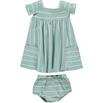 Rylie Baby Set- Aqua