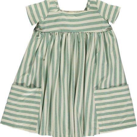 Vignette Rylie Dress- Lime
