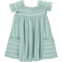 Rylie Dress- Aqua