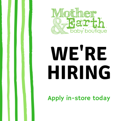 Mother & Earth is hiring!