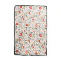5x7 Outdoor Blanket: Primrose Patch