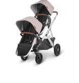 UPPAbaby UPPAbaby VISTA V2 Stroller- ALICE (Dusty Pink/Silver/Saddle Leather)