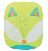 GooseWaddle Stroller Blanket- Fox