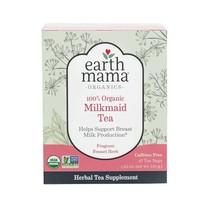 100% Organic Milkmaid Tea