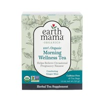 100% Organic Morning Wellness Tea