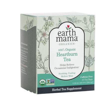 Earth Mama Organics 100% Organic Heartburn Tea by Earth Mama Organics