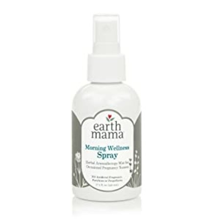 Earth Mama Organics Morning Wellness Spray