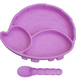 Buncha Hedgehog Suction Plate by Buncha