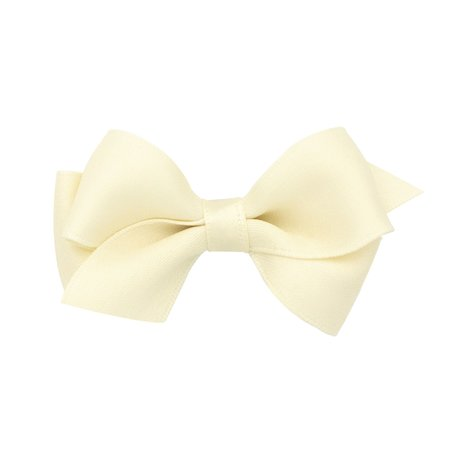Wee Ones Wee Pastel Matte Satin Bow