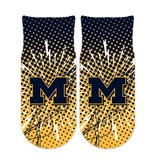 Wee Ones Kids Ankle Socks U of M