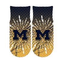 Kids Ankle Socks U of M