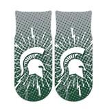 Wee Ones Kids Ankle Socks MSU