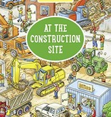 My Big Wimmelbooks- At The Construction Site