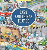 My Big Wimmelbooks- Cars and Things that Go