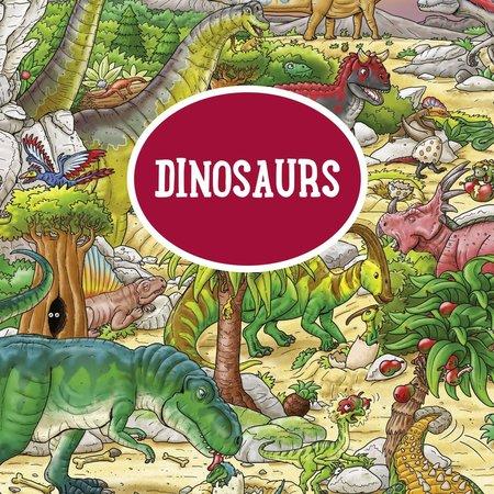 My Big Wimmelbooks- Dinosaurs