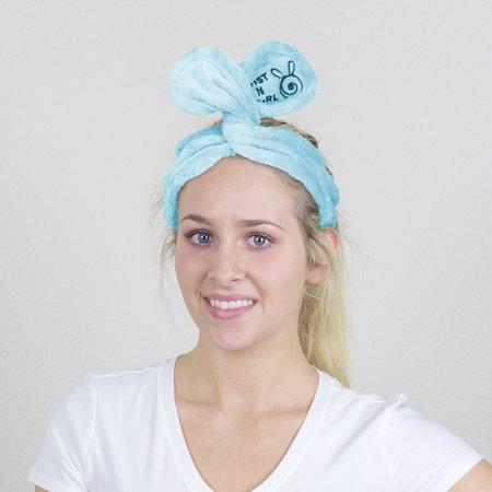 Lindo Twist N Twirl Face Wash Headband (Lavender)