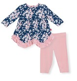 Magnetic Me Modal Magnetic Dress + Pant Set- Aberdeen