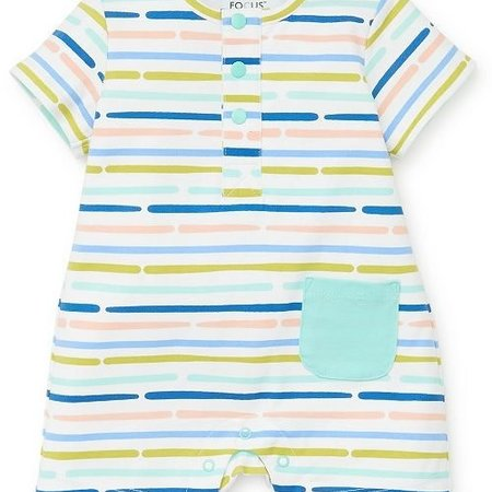 Focus Kids Safari Stripped Romper