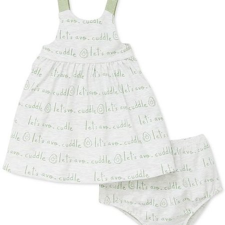 Focus Kids Avocado Dress Set