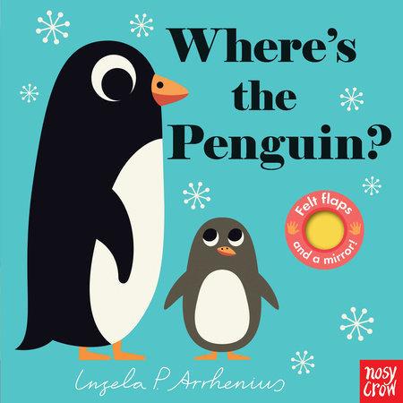 Penguin Random House Where's the Penguin?