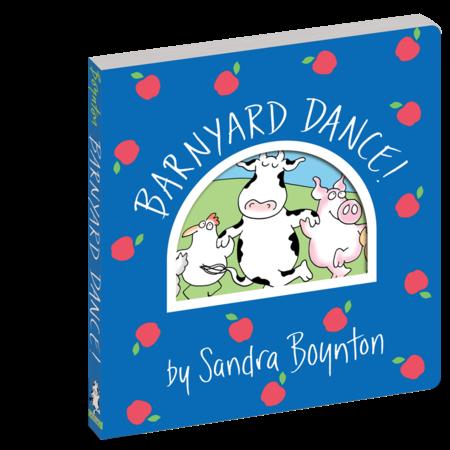 Workman Publishing Barnyard Dance Board Book By Boynton