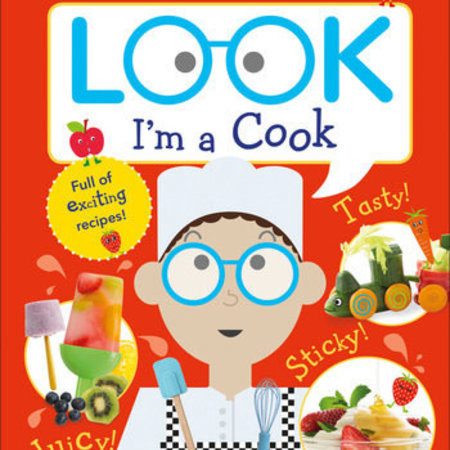 Penguin Random House Look I'm A Cook Book by Penguin Random House