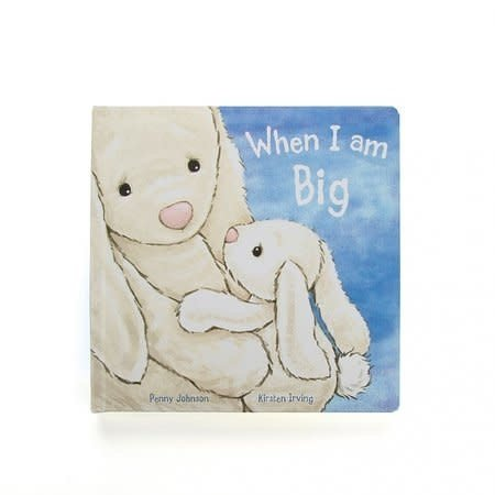 Jellycat Inc When I am Big Book by Jellycat Inc.