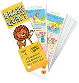 Brain Quest Brain Quest: Kindergarten (Ages 5-6)