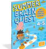 Brain Quest Summer Workbook- 4th and 5th Grade