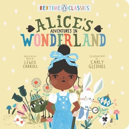 Bedtime Classics- Alice's Adventures in Wonderland