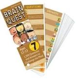 Brain Quest Brain Quest: Grade 7 (Ages 12-13)
