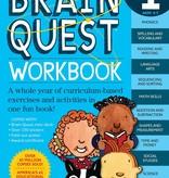 Brain Quest Brain Quest Workbook: First Grade