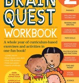 Brain Quest Brain Quest Workbook: Second Grade