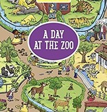 My Big Wimmelbooks- A Day at the Zoo