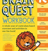 Brain Quest Brain Quest Workbook: Kindergarten