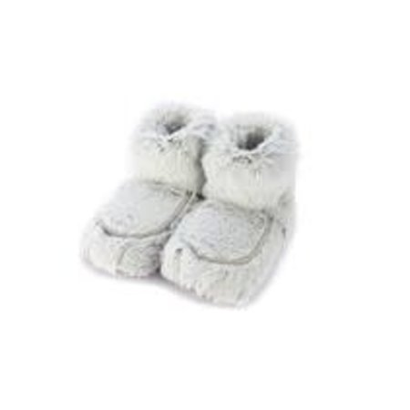 Warmies Marshmallow Gray Warmies Boots