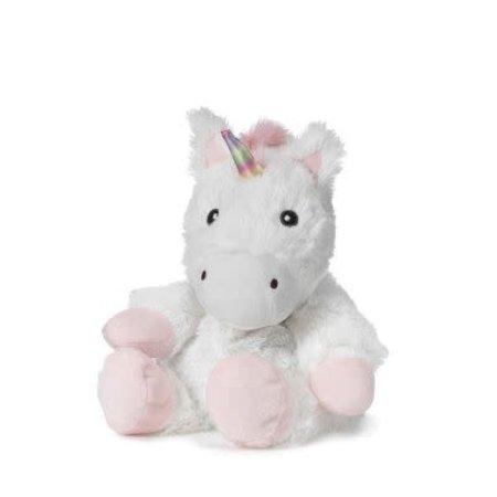 Warmies Warmies Unicorn (White)
