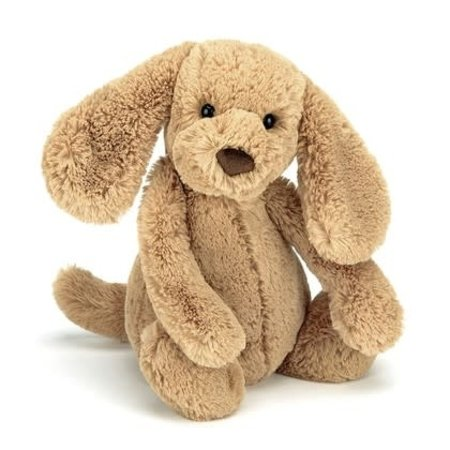 Jellycat Inc Bashful Toffee Puppy Small