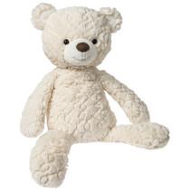 "Cream Putty Bear- Medium 17"""