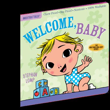 Indestructibles INDESTRUCTIBLES- Welcome, Baby