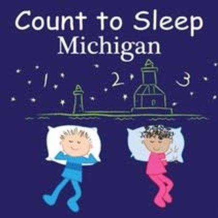 Penguin Random House Count to Sleep Michigan