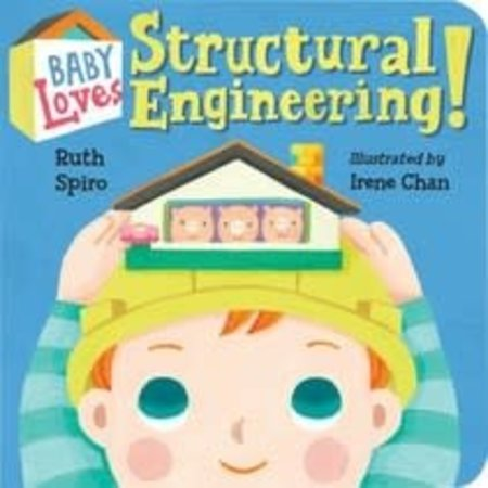 Penguin Random House Baby Loves Structural Engineering by Ruth Spiro
