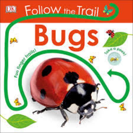 Penguin Random House Follow Trail Bugs