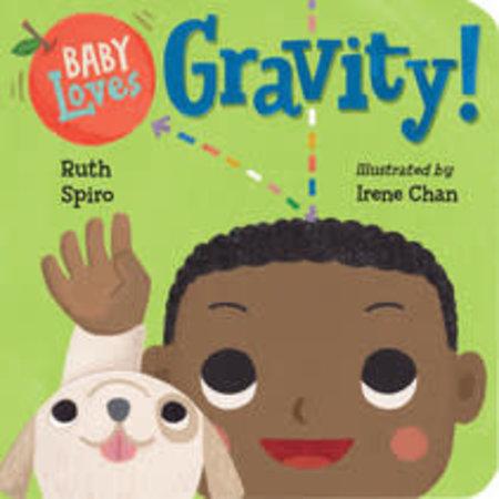 Penguin Random House Baby Loves Gravity by Ruth Spiro
