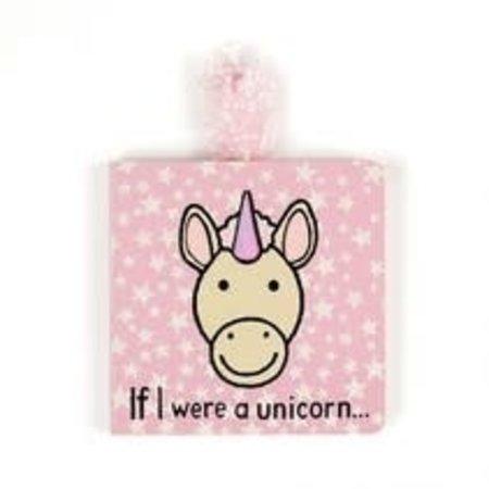 Jellycat Inc If I Were a Unicorn Book by Jellycat Inc.