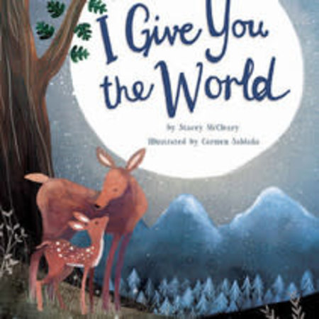 Penguin Random House I Give You the World Board Book